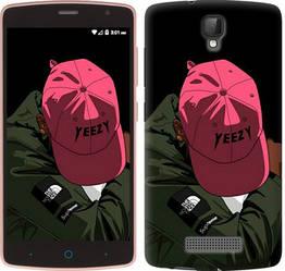 """Чехол на ZTE L5 logo de yeezy """"3995c-429-328"""""""