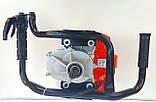 Мотобур Уралмаш МБ 52/300 (у комплекті 1 шнек 200мм + подовжувач 500мм). Бензобур Уралмаш, фото 4