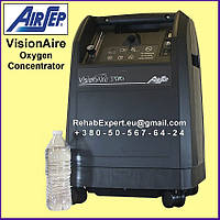 Б/У Концентратор Кислорода AirSep VisionAire 5LPM Oxygen Concentrator (Used)