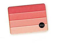 JUST Compact Тени-румяна 4х цветные (43мм*33мм) (запаска)  т.102
