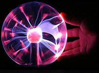 Ночник плазменный Шар Magic Flash Ball Оптом