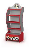 Шкаф книжный Dr-04 мебель детская.