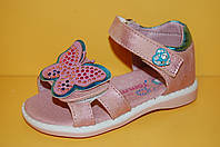 Детские сандалии ТМ Том.М код 6442-К размеры 20,21