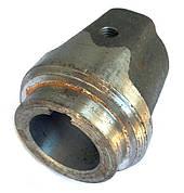 Ступица для ремонта звездочек цепных передач диаметр вала 35мм.30 мм. 28мм. шпонка 8 мм.