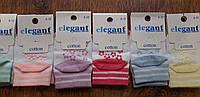 """Дитячі стрейчеві шкарпетки з тормозами""""Elegant"""" 6-12 місяців"""