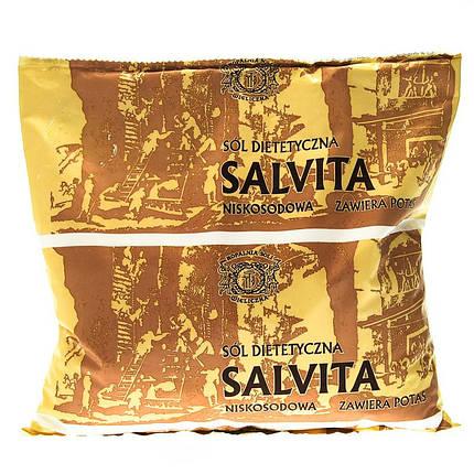 Соль диетическая SALVITA - 500г, фото 2