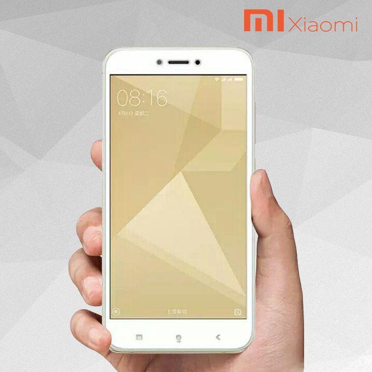 Защитное стекло 2.5D на весь экран для Xiaomi Redmi 4X цвет Белый