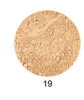 JUST Loose Mineral Powder  Рассыпчатая пудра (7г.)  т.19