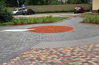 Тротуарная плитка Золотой Мандарин - это классика в современном исполнении.