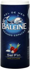 Соль морская йодированная фторированная La Baleine - 600г, фото 2