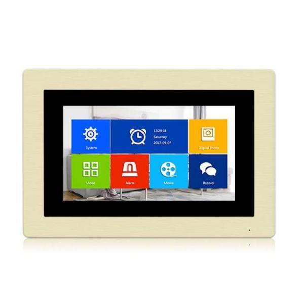AHD відеодомофон Qualvision QV-IDS4779 AHD Gold