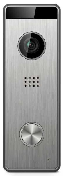 AHD 1,3Мп відеопанель виклику Qualvision QV-QDS435AHD Silver