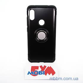 TPU+PC чохол Deen Verus Xiaomi Redmi Note 6 Pro black