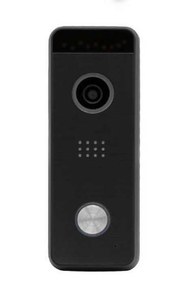 AHD 1,3Мп відеопанель виклику Qualvision QV-QDS435AHD Black