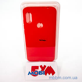 Чохол TPU Deen Xiaomi Redmi Note 6 Pro red
