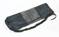 Чехол для коврика черный,  21 х 60 см