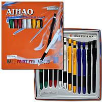 Ручка  шариковая Aihao AH-503 синяя
