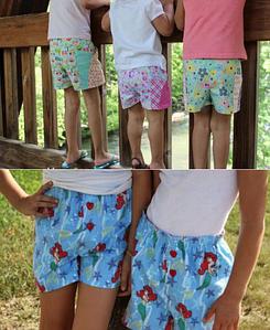 Детские шорты, брюки