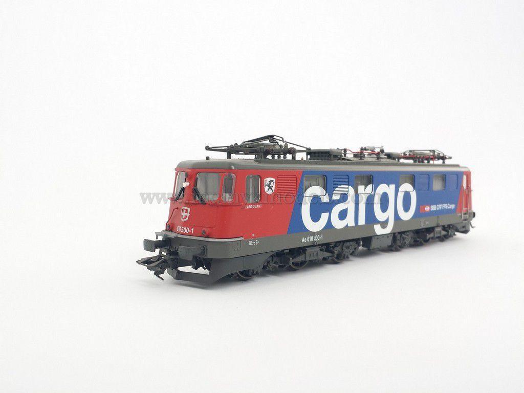 TRIX 22775 масштабная модельэлектровоз серии Ae 6/6 CARGO,масштаба Н0 1:87