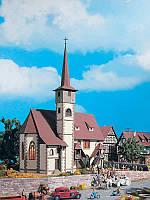 Vollmer 43769 деревенская церковь / H0 1/87