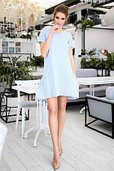 Платье  полосочка 04р1592
