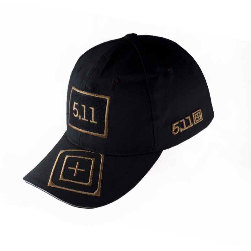Бейсболка 5.11, черная кепка 5.11