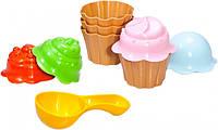 Песочный набор Fancy Кексы KEKS4, фото 1