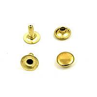 Холитен 6х6 золото (100шт.)