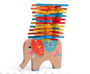 """Игра-балансир """"Слоненок"""" MiDeer Toys"""