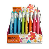 Ручка  шариковая Aihao 524B синяя