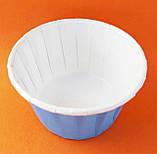 Формы для выпечки кексов бумажные 6,5*4 см, фото 2