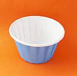 Формы для выпечки кексов бумажные 6,5*4 см, фото 4
