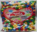 Шоколадные драже сердечки в глазури Candy Point 1кг