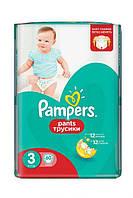 Подгузники-трусики Pampers Pants Размер 3 6-11 кг, 60шт