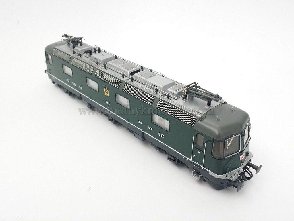 Roco 72580 электровоз Re 6/6 SBB 1:87