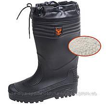 Сапоги с утеплителем Fladen Boot PVC & Wool  42sz