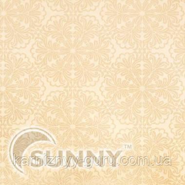 Рулонные шторы для окон в открытой системе Sunny, ткань India
