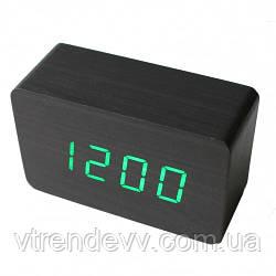 Часы электронные настольные VST-863 Original черные
