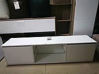 Тумба ТВ Пегасус W1600 белый (Эмбавуд)