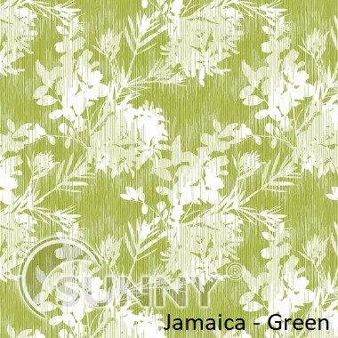 Рулонные шторы для окон в открытой системе Sunny, ткань Jamaica