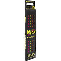 Карандаши цветные Marco Neon 6 цветов (5500-6СВ)
