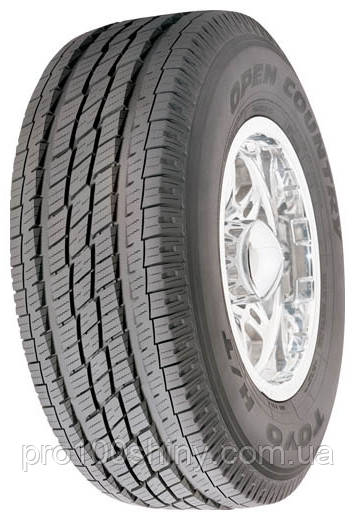 Автошина TOYO 265/50R20 111V OPEN COUNTRY H/T XL