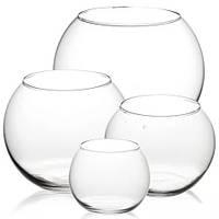 Круглая ваза, аквариум