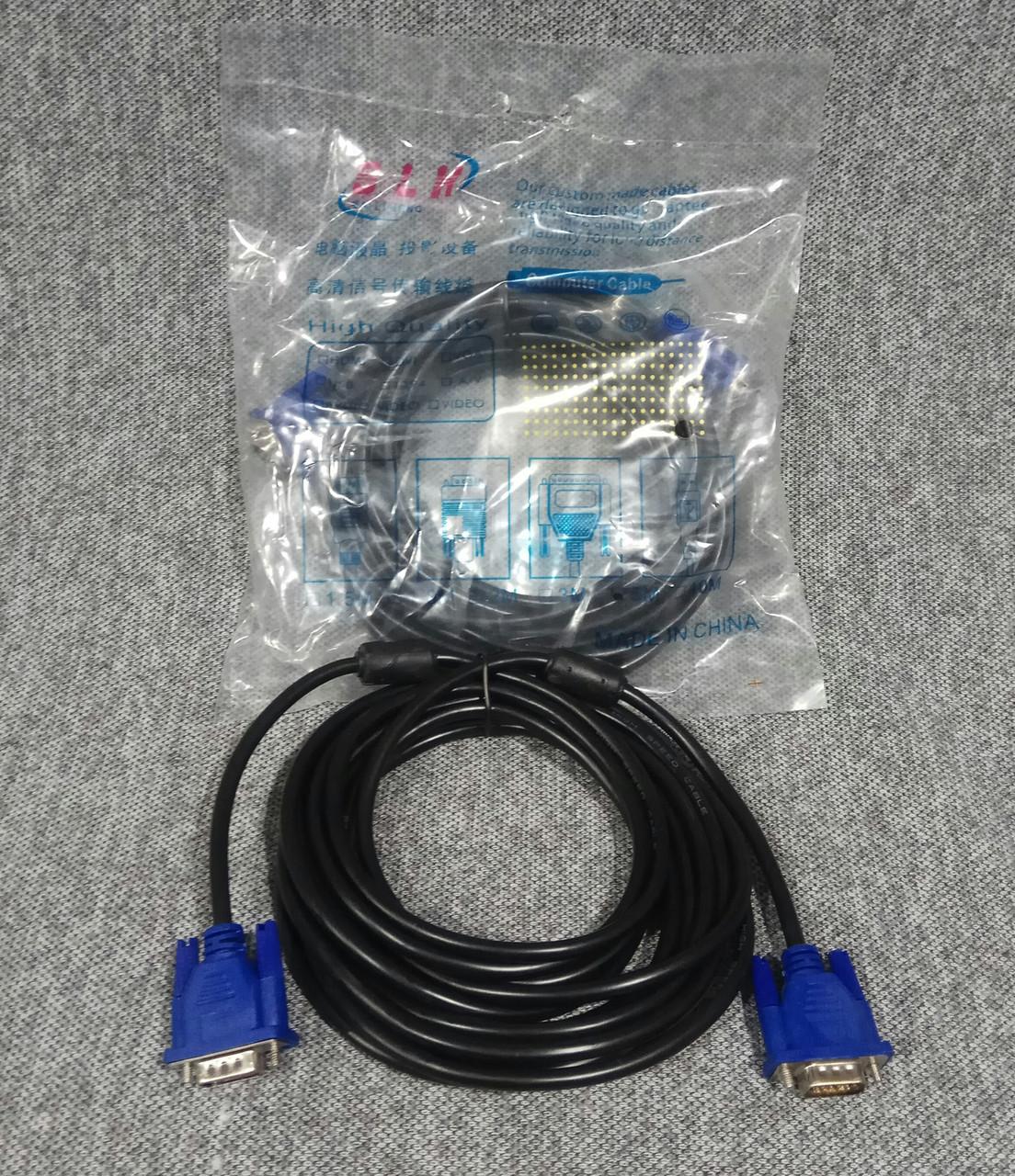Кабель VGA VGA 5 метра