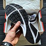 "Мужские кроссовки Air Presto BR QS ""Black&White"". Живое фото  (Реплика ААА+), фото 3"