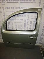 Б/У Дверь передняя левая Renault KANGOO 2 2008-2013 (Рено Кенго 2), 801015880R (БУ-165565)