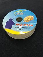 Запаска ПВА-сетка  PVA 5m 25mm