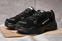 Кроссовки женские  Balenciaga Triple S, черные (14911) размеры в наличии ► [  38 39  ], фото 1