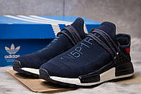 Кроссовки мужские Adidas Pharrell Williams, темно-синие (14922) размеры в наличии ► [  41 42  ], фото 1