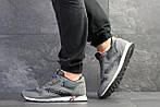 Мужские кроссовки Reebok (серые) , фото 3